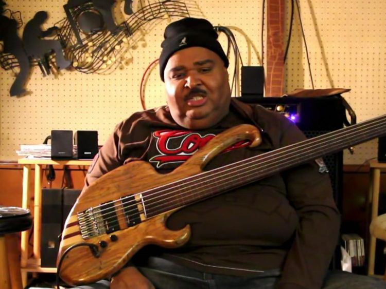 Ralphe Armstrong is considered one of the word's great bass players