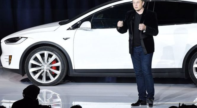 Saudi Arabia pushed to take Tesla private – Musk