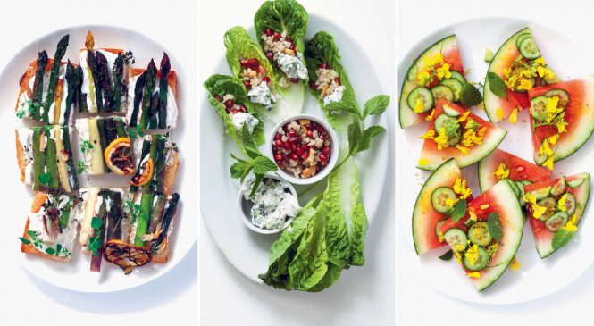 7 Vegetarian Recipes That Are Perfect for Labor Day Weekend