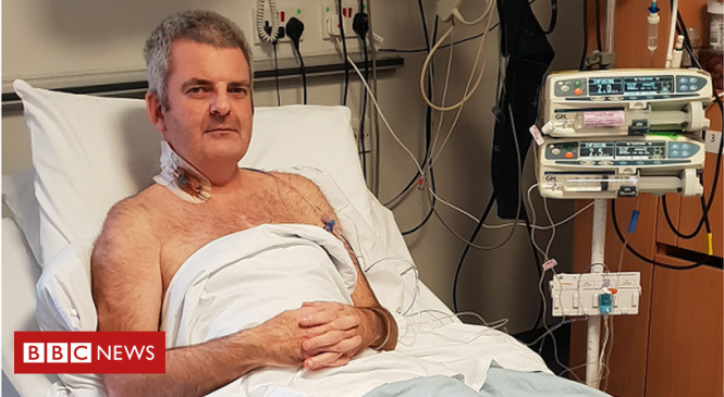 'Without a heart donor I might not make it'