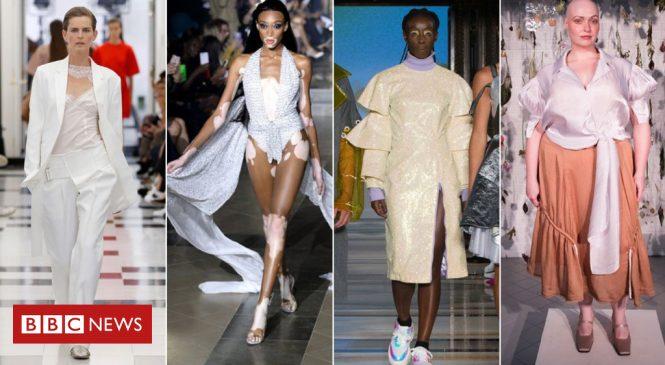 London Fashion Week: Representation is 'still a problem'