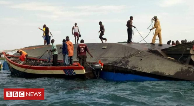 Lake Victoria, Tanzania ferry disaster death toll doubles