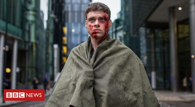 Bodyguard most watched BBC drama since 2008