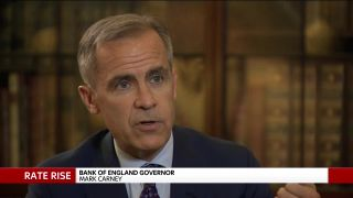 Carney may stay at BoE for 'smooth' Brexit
