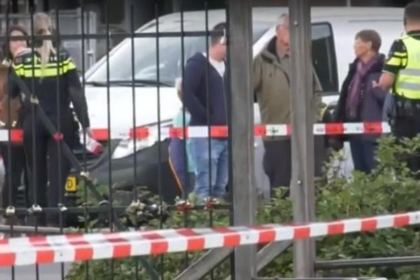 Amsterdam suspect's kinfe attack on 2 Americans had 'terrorist motive'