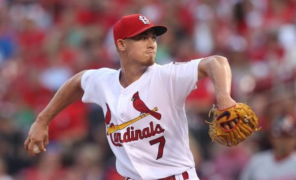 Cardinals aim for another series win vs. Reds