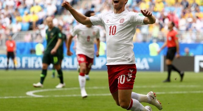 Denmark amateurs beaten 3-0 by Slovakia as country's main stars remain in stand-off