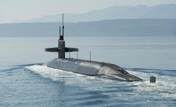 Gen Dyn contracted for advance work on Columbia-class submarines