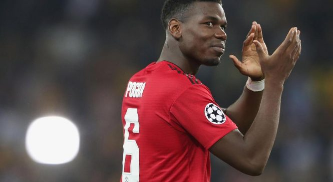 Barcelona plan to watch Manchester United midfielder Paul Pogba in every game ahead of possible summer transfer