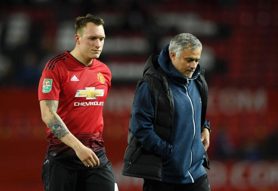 The problems pile up at United