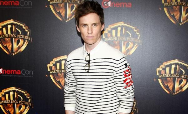 Eddie Redmayne, Jude Law surprise fans at King's Cross station in London