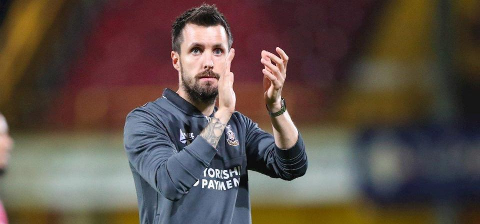 Bradford City sack Michael Collins and confirm they will announce successor by Tuesday