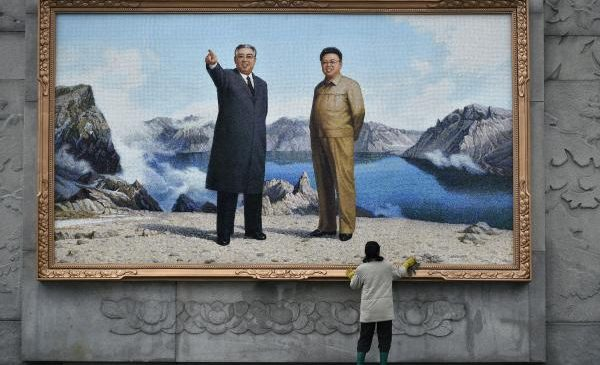 North Korea anniversary drawing foreign visitors, state media says