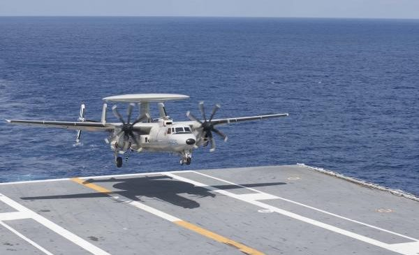 Rockwell Collins to provide engineering, technical data for E-2D Hawkeye