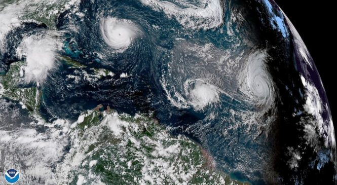 Hurricane Florence has ingredients that make experts worry