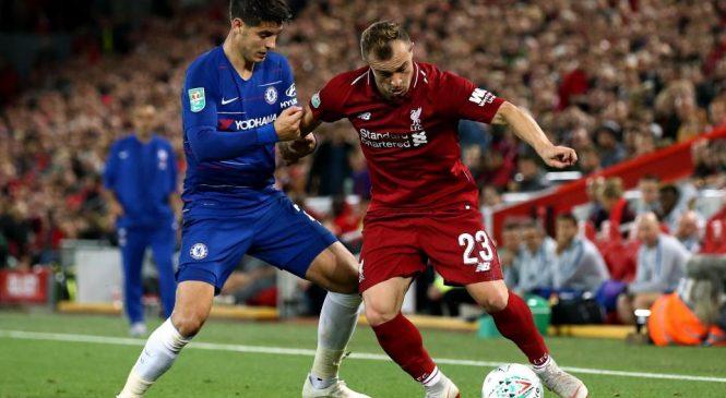 Liverpool news: Jurgen Klopp explains heated words with Xherdan Shaqiri