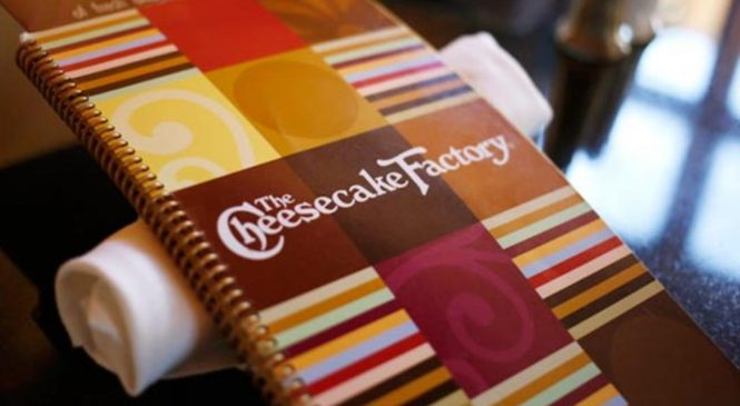 What 5 Dietitians Order at The Cheesecake Factory