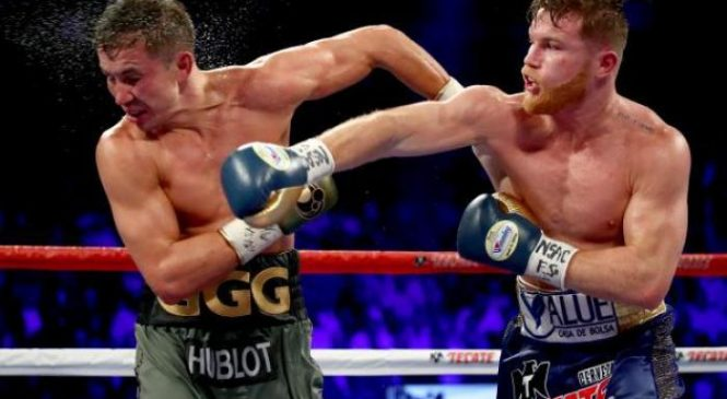 GGG vs Canelo 2 TV guide: How to watch tonight's huge middleweight fight from Vegas