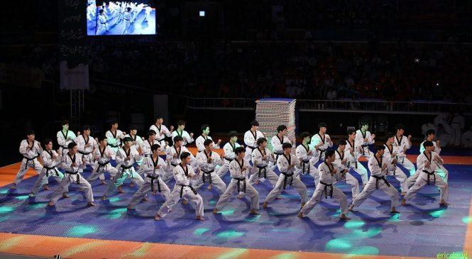 Here's the story behind that viral high-kicking taekwondo video