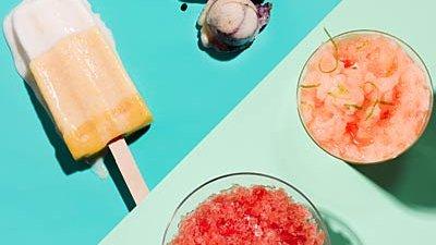 10 Low-Calorie Frozen Treat Recipes