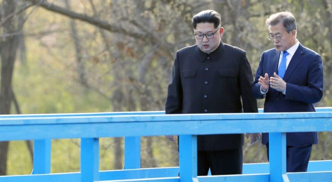 South Korean president to fly to North Korea for 1st time to continue nuclear talks