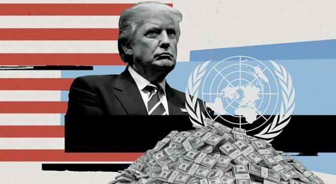 Trump at UN: Iran 'sowing chaos, death, destruction'