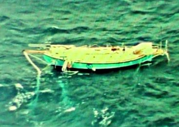 Sailor injured during solo race rescued in Indian Ocean