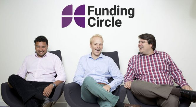Funding Circle announces £300m flotation plan