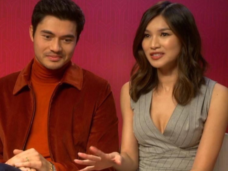 Gemma Chan says a whole generation has not seen themselves in the mainstream