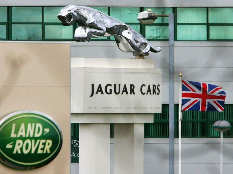JLR employs 40,000 people directly in Britain but many more as part of its supply chain