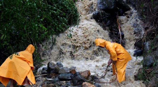 29 dead in Philippines amid typhoon landslides