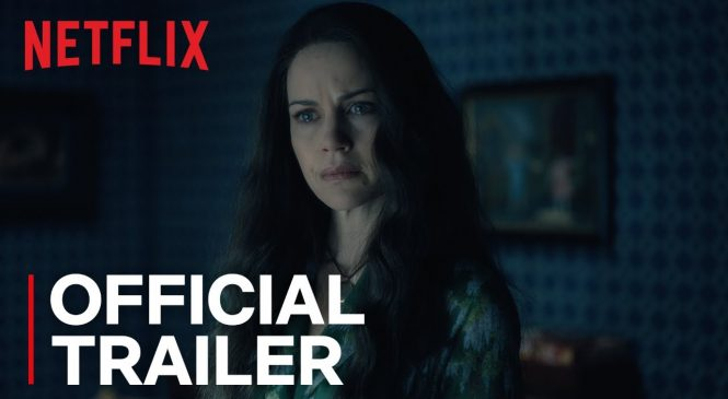 Watch: Tragedy, terror plague family in 'Haunting of Hill House' trailer