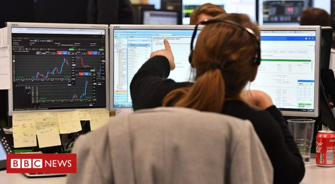 Europe stocks sharply lower after US and Asia sell-off