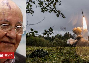 Russia nuclear treaty: Gorbachev warns Trump plan will undermine disarmament