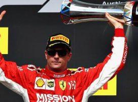 Hamilton title wait goes on as Raikkonen wins thriller in Austin