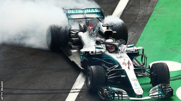 Lewis Hamilton World Champion
