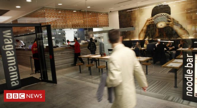Wagamama sold to Frankie & Benny's owner