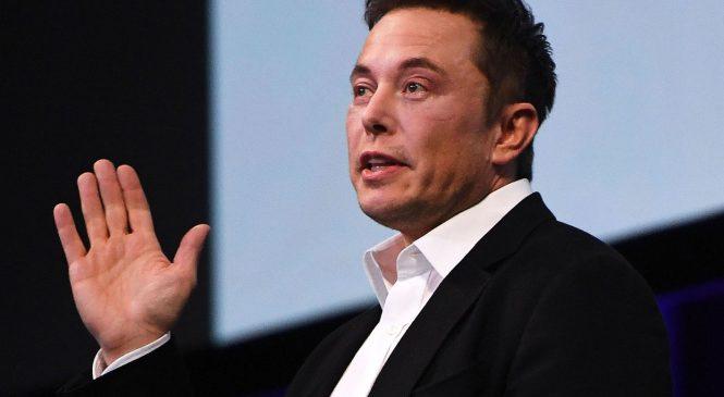 Elon Musk accuses BlackRock of helping short sellers