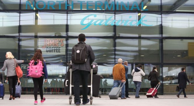 Canadian pensioners swoop on £3bn Gatwick stake