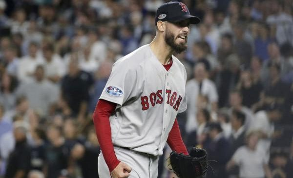 Watch: Red Sox eliminate Yankees, advance to ALCS