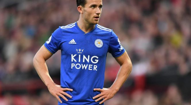 Leicester City star Ben Chilwell signs long-term deal to keep him at the King Power Stadium