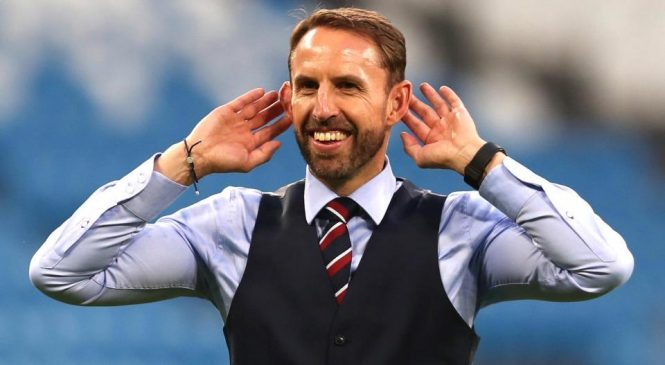 England boss Gareth Southgate 'verbally agrees' new deal with FA