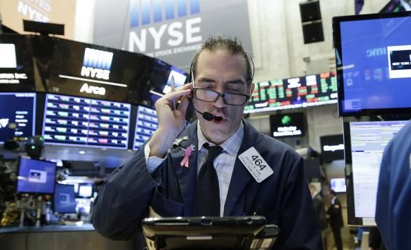 Nasdaq enters correction territory in worst day since 2011