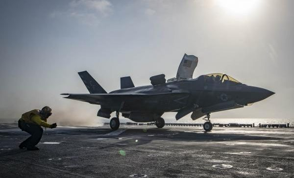 Price for F-35 drops to lowest level yet with $11.5B contract
