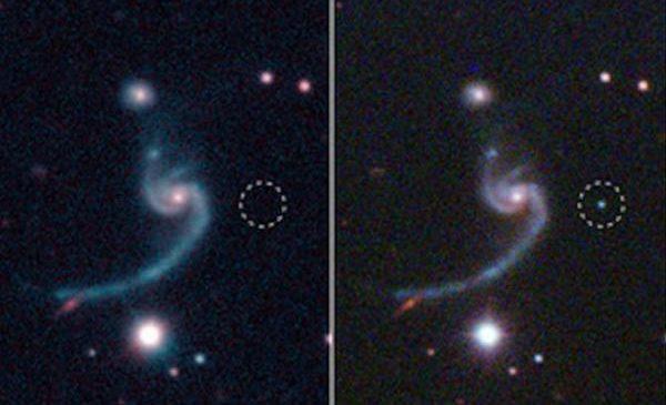 Stellar death reveals compact neutron star binary