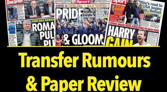 Transfer news and rumours: Paul Pogba latest, Man United manager update, Tottenham contract boost, plus more