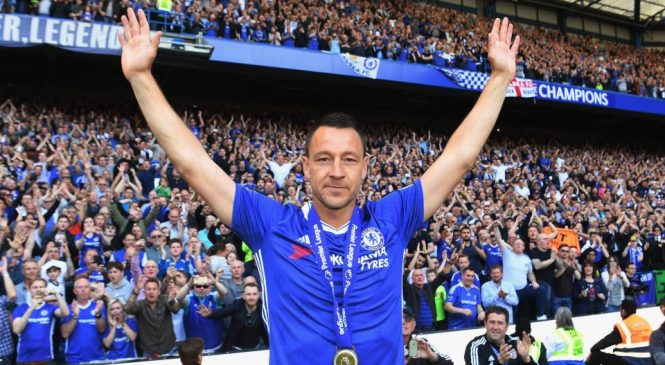 Chelsea legend John Terry announces retirement from professional football amid Aston Villa job speculation