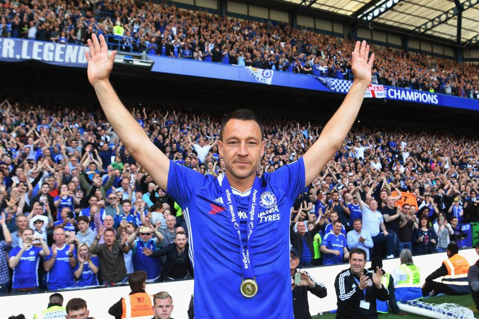 Chelsea legend John Terry announces retirement from professional football amid Aston Villa job speculation