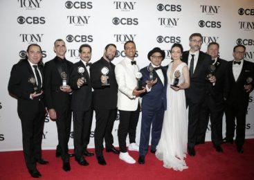 Tony Awards gala to take place June 9 at Radio City Music Hall