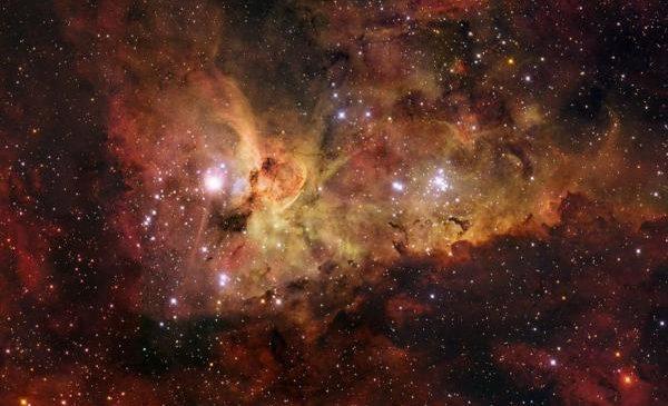 Two Milky Way satellite galaxies collide